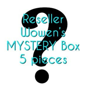 5 piece - Women's Reseller Mystery Box
